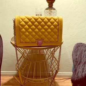 Yellow Rebecca Minkoff Purse